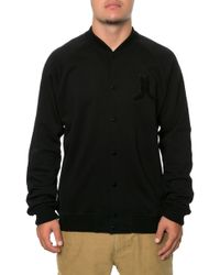 Wesc The Balker Fleece Jacket - Lyst