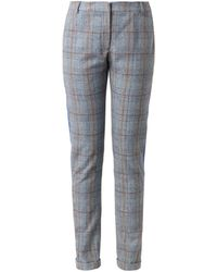 Richard Nicoll - Checked Tailored Trousers - Lyst
