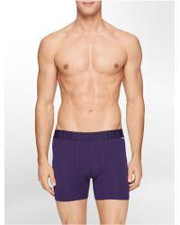 Calvin Klein Underwear X-Micro Boxer Brief - Lyst