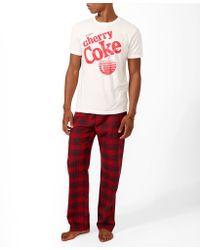Forever 21 - Plaid Pajama Pants - Lyst