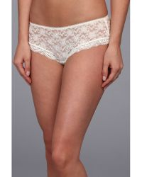 Free People Floral Lace Basic Hipster - Lyst