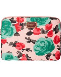 Marc By Marc Jacobs Pretty Nylon Jerrie Rose 13 Computer Case - Lyst