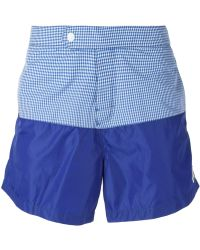 Moncler Fast Drying Swim Shorts - Lyst