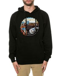 Barely Broke Intellects The Ahead Of My Time Hoodie - Lyst