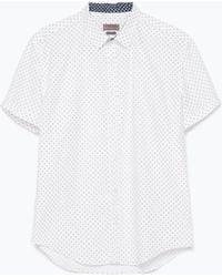 Zara Short Sleeve Top - Lyst