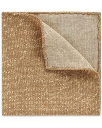 BOSS | 'pocket Square 33 X 33' | Wool Pocket Square | Lyst