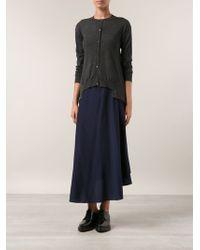 Marni Draped Skirt - Lyst