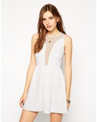For Love And Lemons For Love Lemons Lulu Dress - Lyst