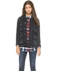 Citizens Of Humanity Wesley Jacket - Drifter - Lyst