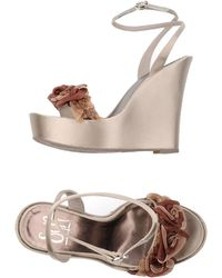 Sgn Giancarlo Paoli Sandals - Lyst