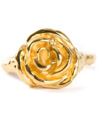 Leivan Kash - Rose Ring - Lyst