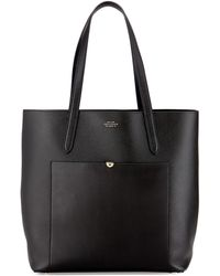 Smythson Panama North-south Tote Bag - Lyst