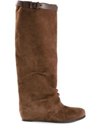 Henry Beguelin - Wedge Boots - Lyst