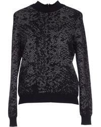 Christopher Kane Sweater gray - Lyst