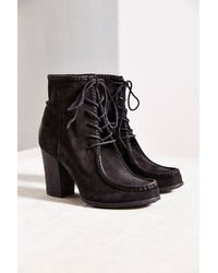 Frye Parker Moc Ankle Boot - Lyst