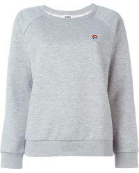 Sonia by Sonia Rykiel | Mini Sonia Embroidered Sweatshirt | Lyst