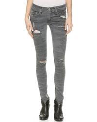 Rag & Bone The Skinny Jeans  - Lyst