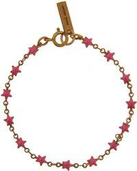 Isabel Marant - Pink Hoshi Star Resin Bracelet - Lyst