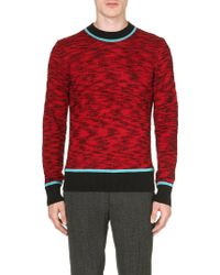 Jonathan Saunders Norton Knitted Jumper - Lyst