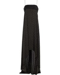 Haider Ackermann Long Dress - Lyst