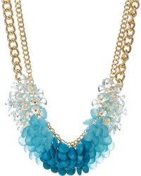 Cara - Ombre Collar Necklace - Lyst