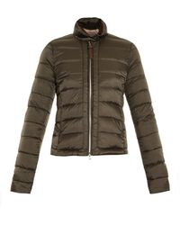 Woolrich Lightweight Quilted Down Jacket - Lyst