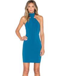 AQ/AQ - Excalibur Mini Dress - Lyst