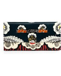 Valentino Covered Mixed-Floral Clutch - Lyst
