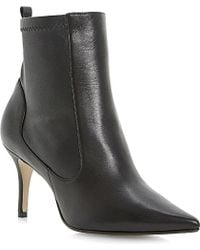 Dune Nescue Ankle Boots - Lyst