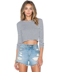 The Fifth Label - Across The Sea Long Sleeve Top - Lyst