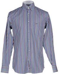 Paul & Shark - Shirt - Lyst