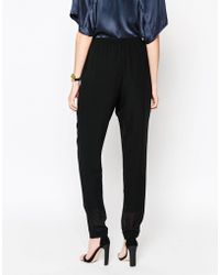 Pop Cph - Layered Sheer Trousers - Lyst