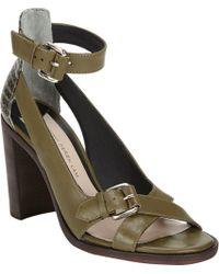 Derek Lam 10 Crosby Safra Ankle-strap Sandals - Lyst