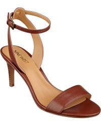 Nine West Jazz Ankle Strap Sandals - Lyst