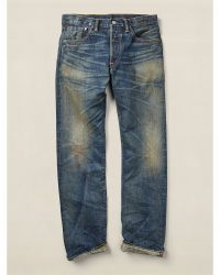 RRL | Low Straight Jean | Lyst