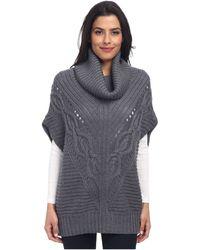 Trina Turk Gray Amarisa Sweater - Lyst