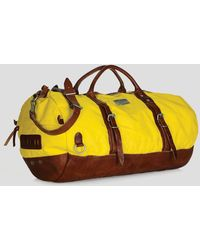 Ralph Lauren Polo Nylon Duffel Bag - Lyst