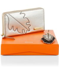 BOSS Orange - Wallet and Key Ring Set Gaelyn - Lyst