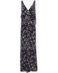 Exclusive For Intermix Nikki Maxi Dress - Lyst