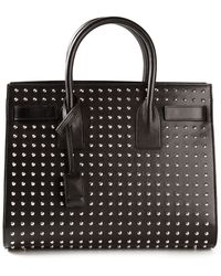 Saint Laurent Medium Sac De Jour Tote - Lyst