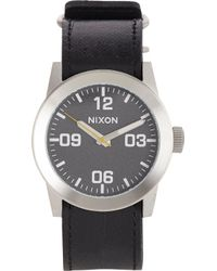 Nixon The Private Watch - Lyst