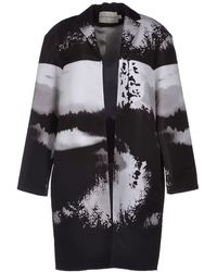 Mary Katrantzou Full Length Jacket - Lyst