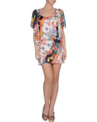 Blumarine Cover-Up - Lyst