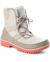 Sorel Beige Tivoli Ii Boots - Lyst
