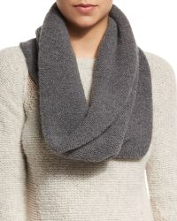 Elie Tahari - Arly Cashmere-blend Infinity Scarf - Lyst