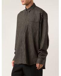 Haider Ackermann Loose Fit Shirt - Lyst
