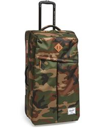 Herschel Supply Co. 'Parcel' Rolling Suitcase - Lyst
