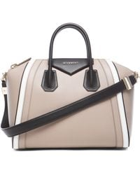 Givenchy Medium Tri Color Antigona - Lyst
