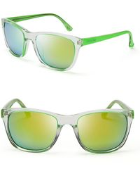Michael Kors Tessa Wayfarer Sunglasses - Lyst