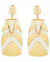 Maiyet | Tiger Stripe Drop Earrings | Lyst